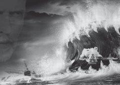 Der Junge und das Meer 2/5, Johnny Carlsen, Bornholm, Dänemark