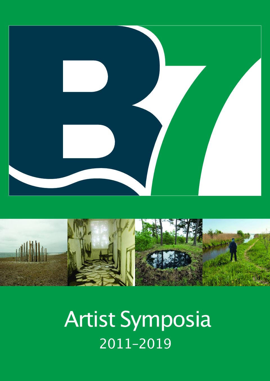 B7 Katalog Artist Symposia 2011-2019